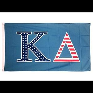 Kappa delta flag American Stars and Stripes